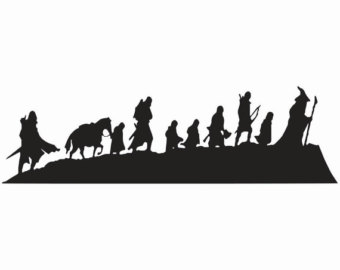Lotr decal.