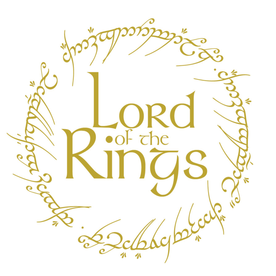 Lord Of The Rings Png Logo.