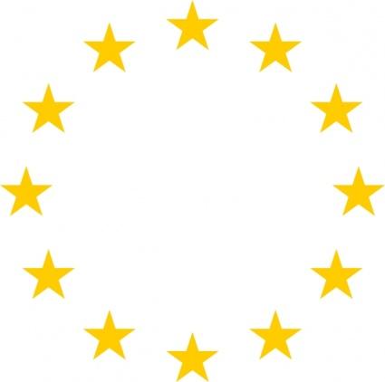 European Stars clip art clip arts, free clipart.