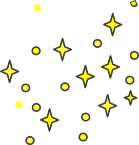 Lots Of Stars Clipart.