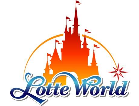 Lotte world Logos.