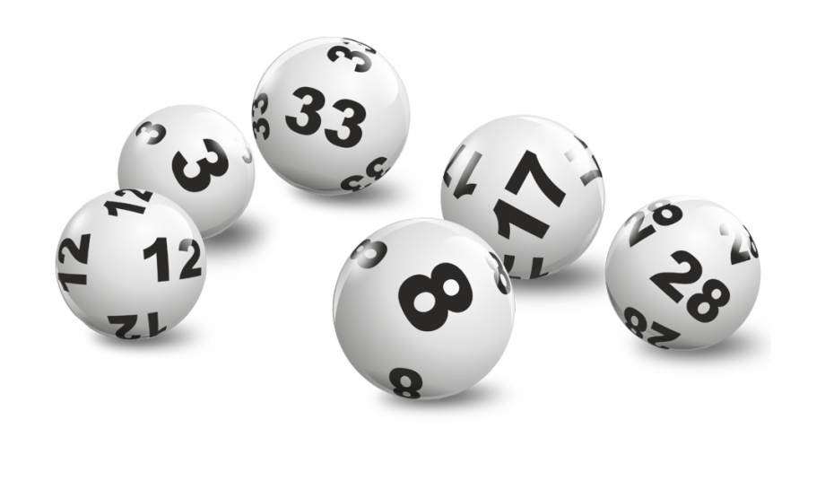 Lottery Balls Png.