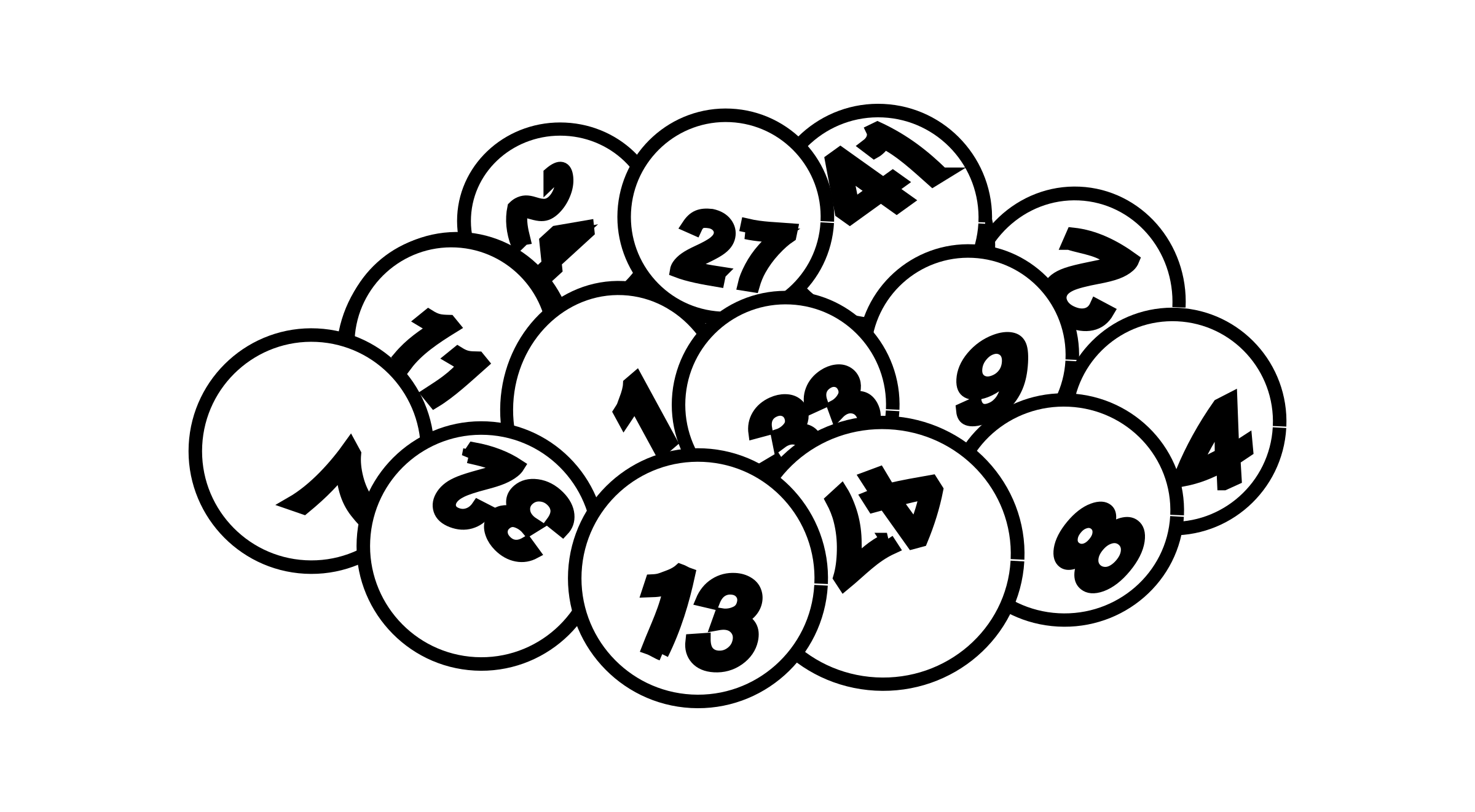 Lottery Clipart.