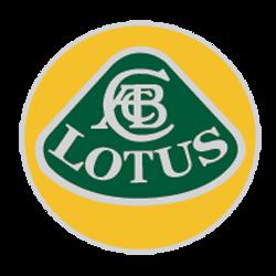 Lotus car company logo.