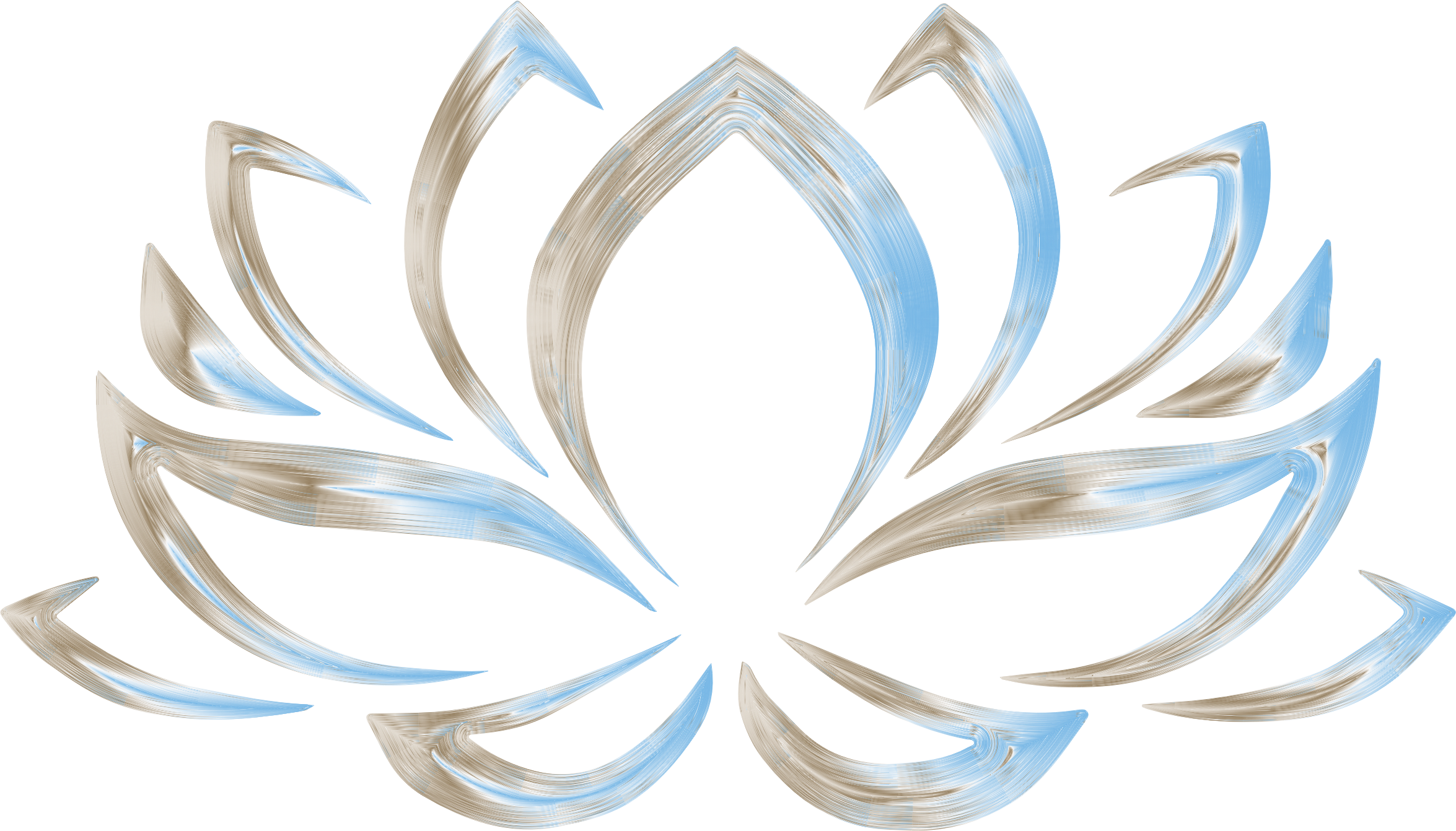 Lotus Flower Clipart No Background.