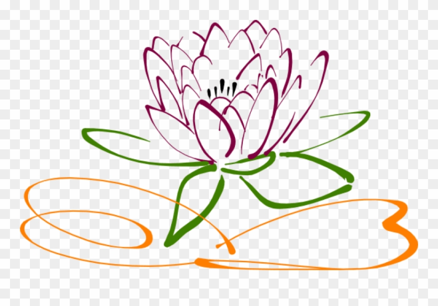 Free Png Download Lotus Flower Vector Png Images Background.