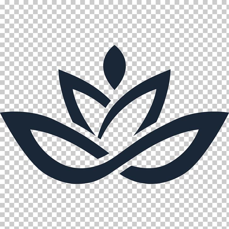 Logo, lotus PNG clipart.