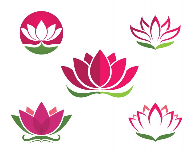 Lotus Logo Vectors, Photos and PSD files.