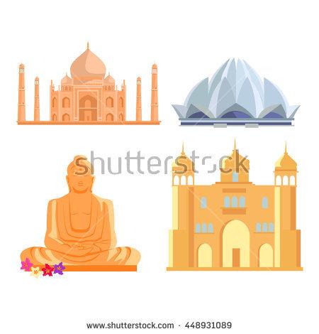 Lotus Mahal Stock Photos, Royalty.