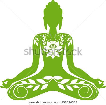 Sitting Buddha Stock Images, Royalty.