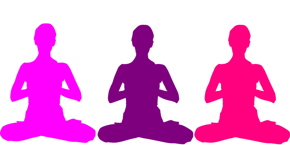 Free vector graphic: Yoga, Zen, Meditation, Position.