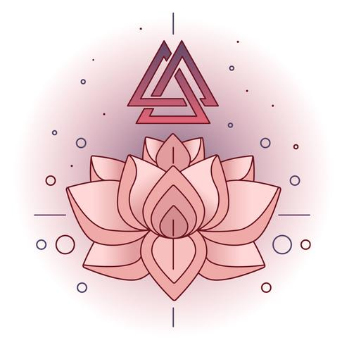 Lotus Vector.
