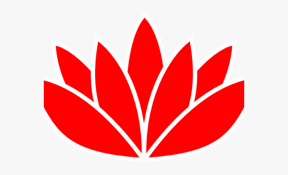 Leaf Clipart Lotus Flower.