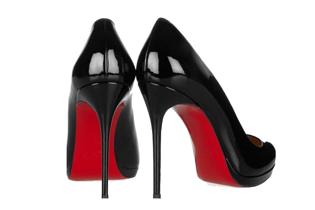 Download Christian Louboutin Heels PNG Transparent Image.