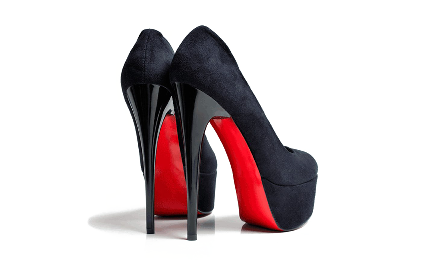 Louboutin PNG Background Image.