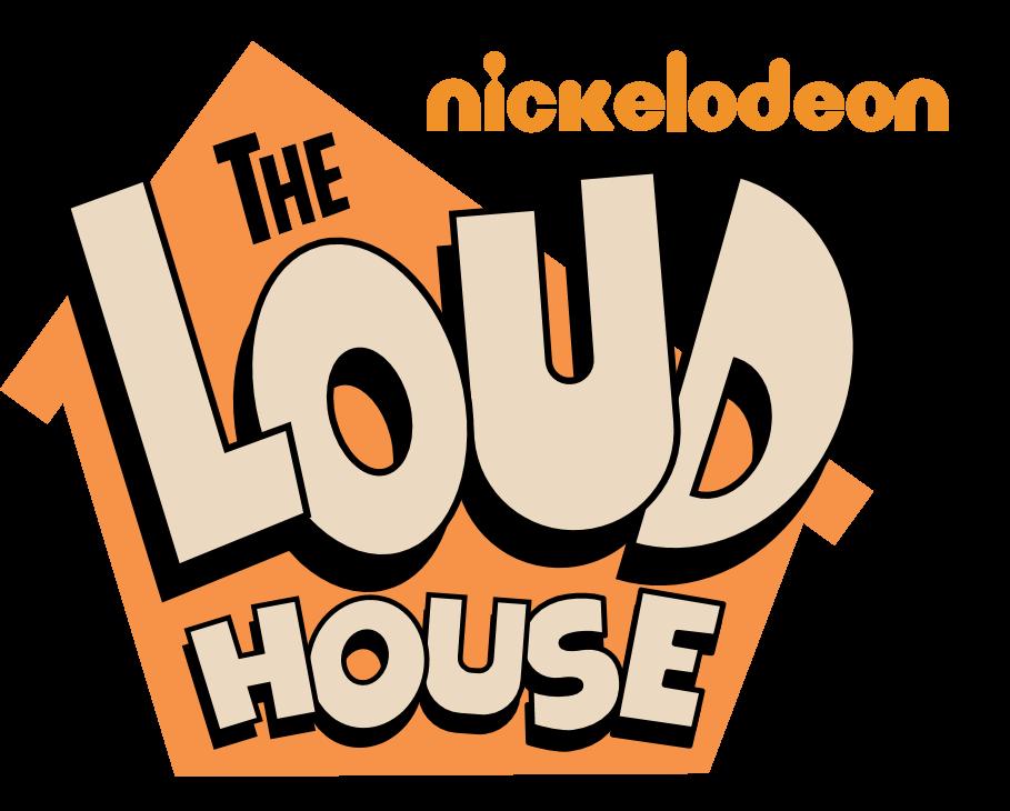 The loud house Logos.