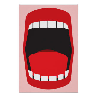 Loud Mouth Gifts on Zazzle.