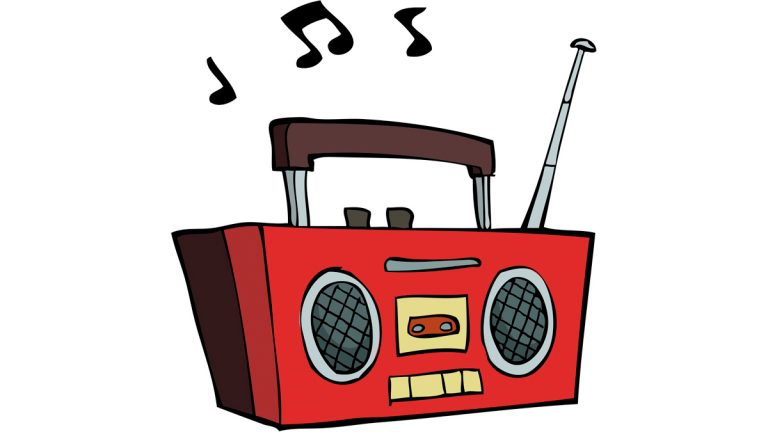 Loud music clipart 6 » Clipart Station.