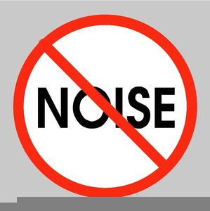 Loud Noise Clipart.