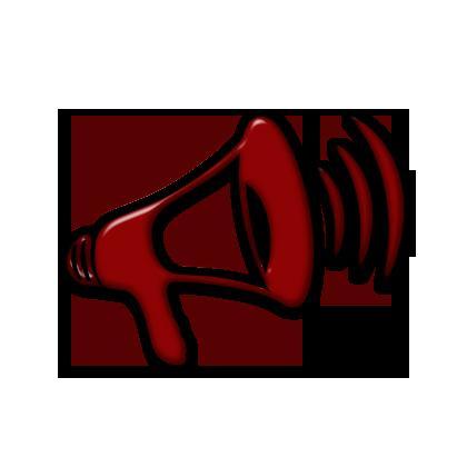 Loud Speaker Clipart.