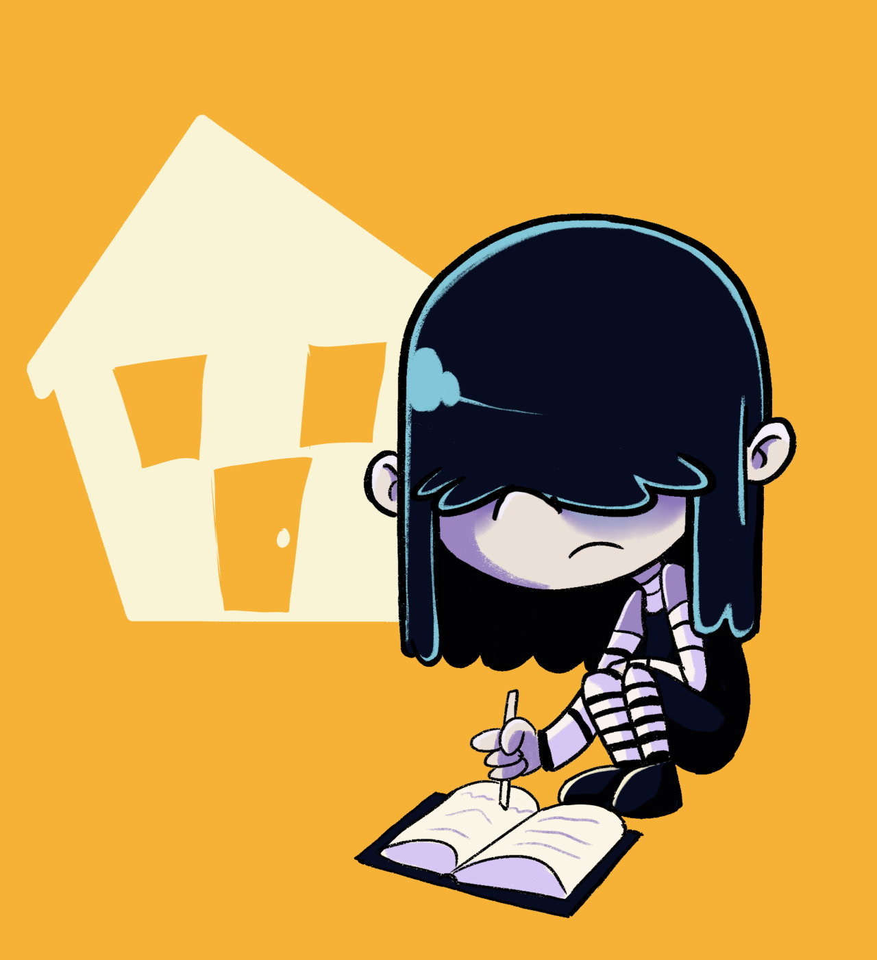 Challenge: Lucy Loud.