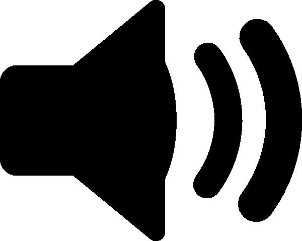 Speaker Icon clip art Vector clip art.