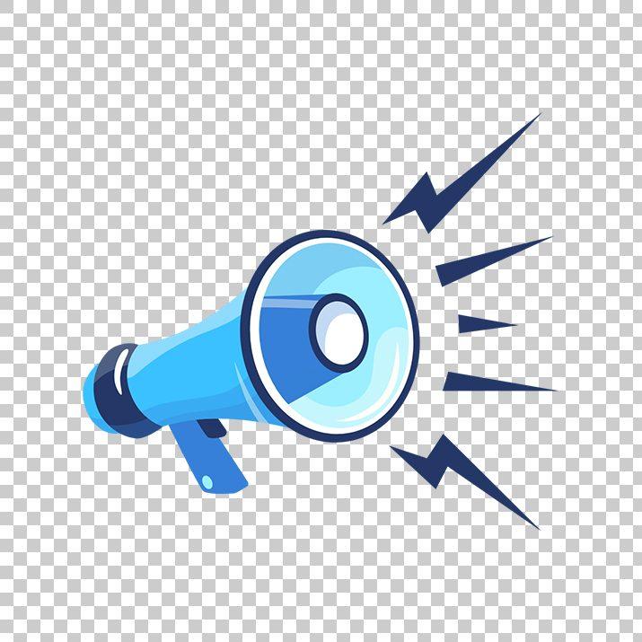 Advertisement Loudspeaker Clip Art PNG Image Free Download.