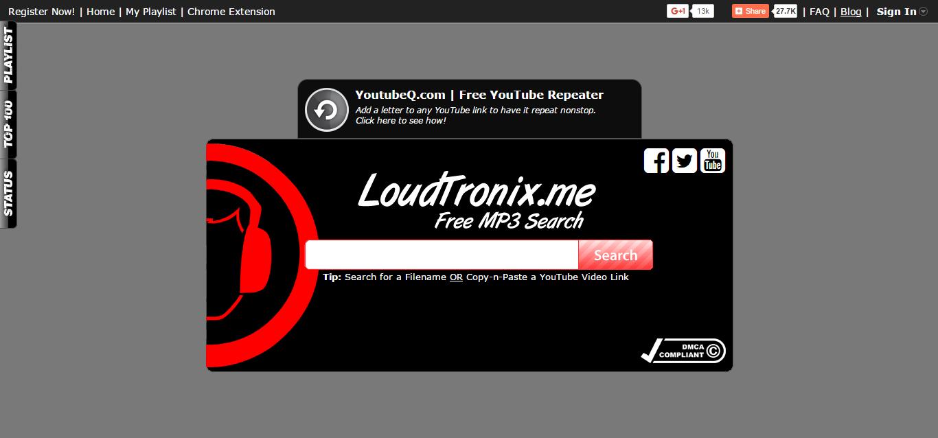 My Blog !!: LoudTronix.