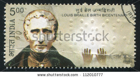 Louis Braille Stock Photos, Royalty.