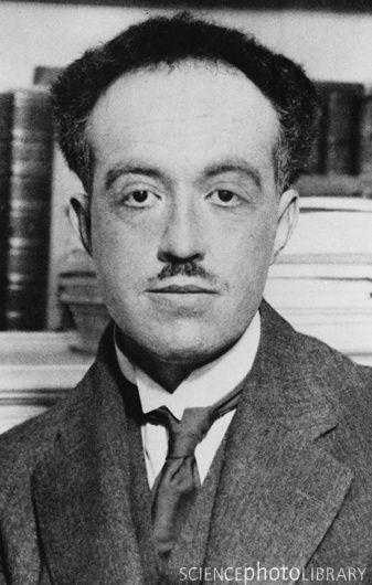 Louis De Broglie Glogsterr.