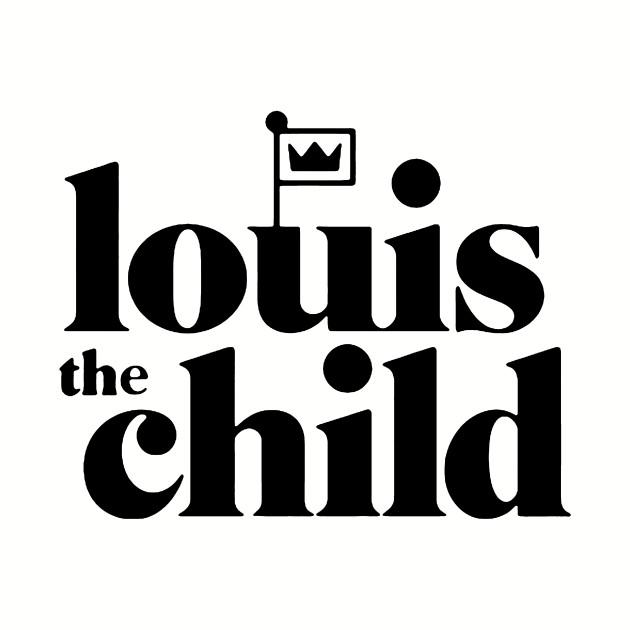 Louis The Child Merch CROWN FLAG.