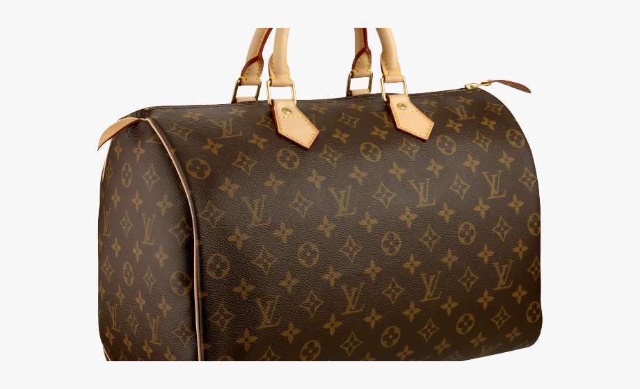 Louis Vuitton Clipart Woman Bag.