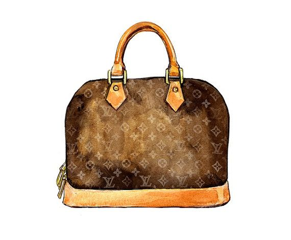 Free Designer Handbag Images Clip Art.