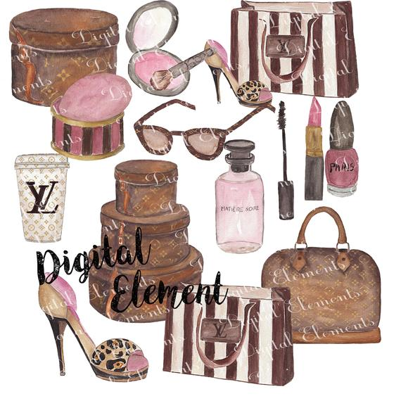 Louis vuitton clipart 2 » Clipart Station.