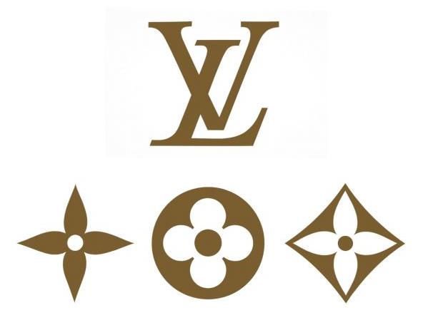 Quién diseñó el Monogram de Louis Vuitton?.