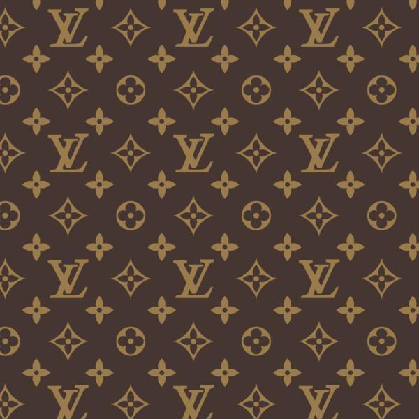 Louis Vuitton Pattern Png.