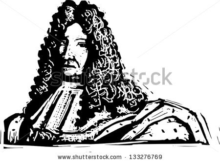 King Louis Xiv Stock Photos, Royalty.