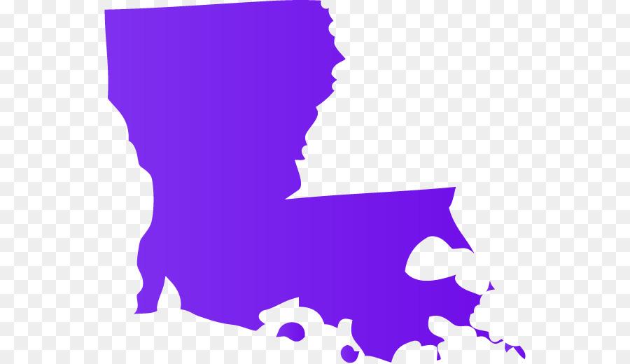 purple louisiana png clipart Louisiana Mercer University.