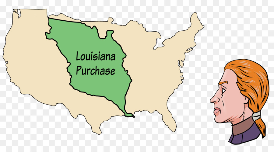 Louisiana Purchase United States presidential election, 1800.