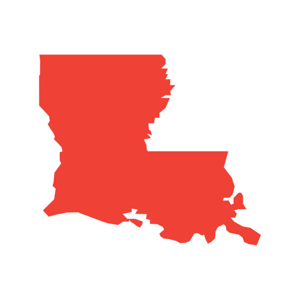 Louisiana state clipart 6 » Clipart Station.