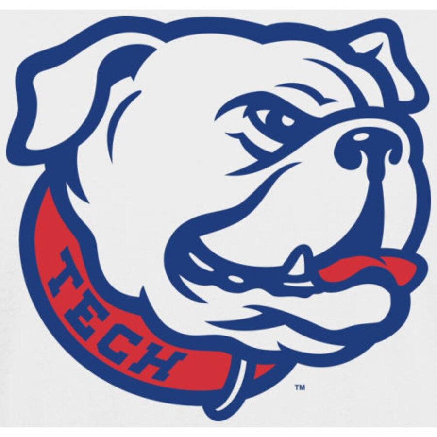 Louisiana Tech Bulldogs Alternate Logo One T.