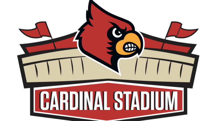 New Cardinal Stadium logo draws mixed response.