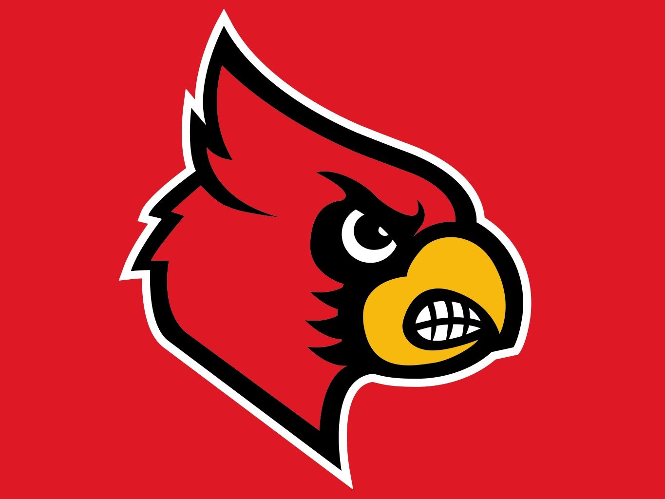 Louisville Cardinals Wallpaper for Computers 1280×720.