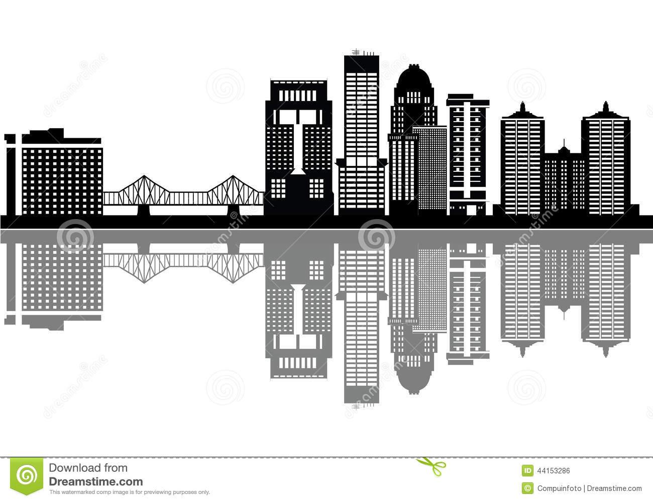 Louisville Stock Illustrations.