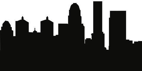 Louisville Skyline Silhouette at GetDrawings.com.
