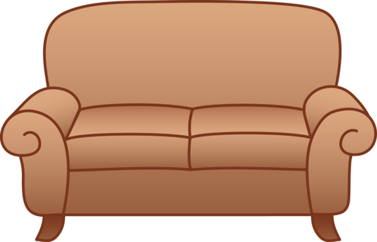 Free clip art sofas.