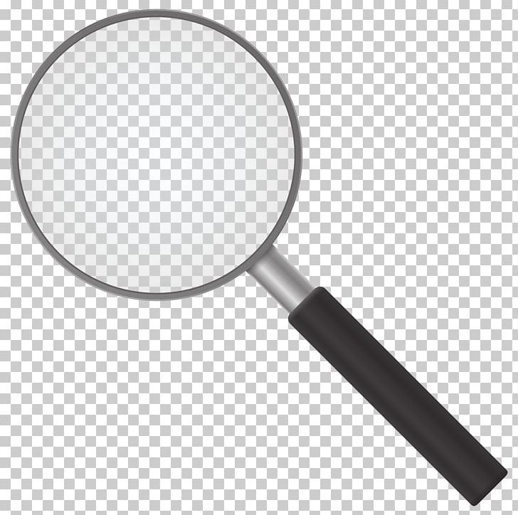 Magnifying Glass Loupe PNG, Clipart, Black And White.