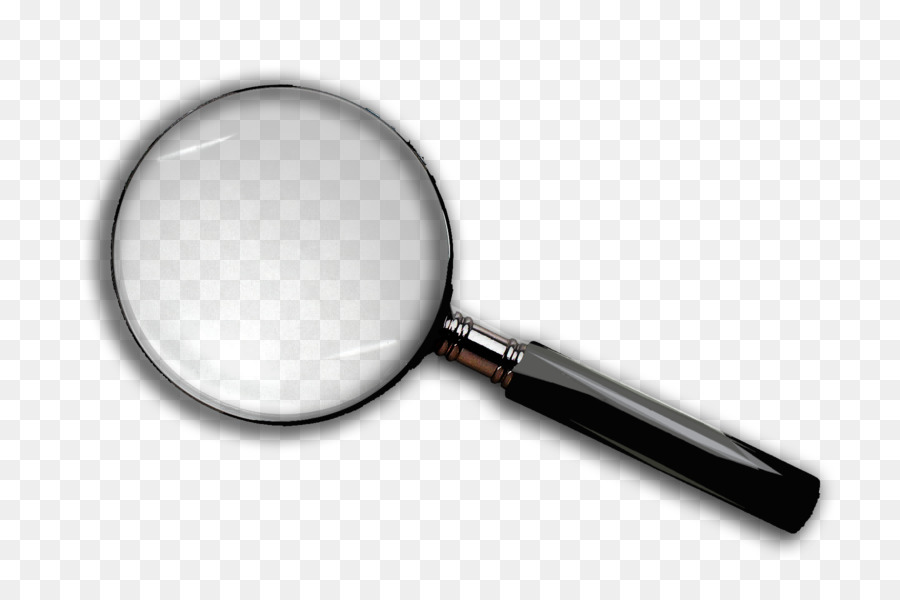 Magnifying Glass Cartoon png download.