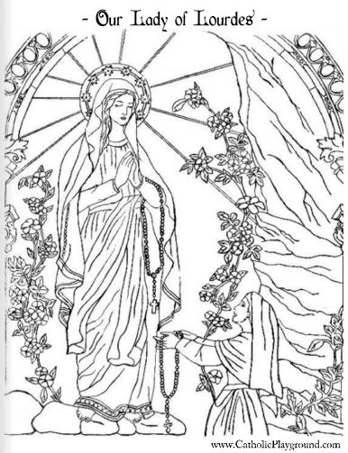 1000+ images about St. Bernadette on Pinterest.