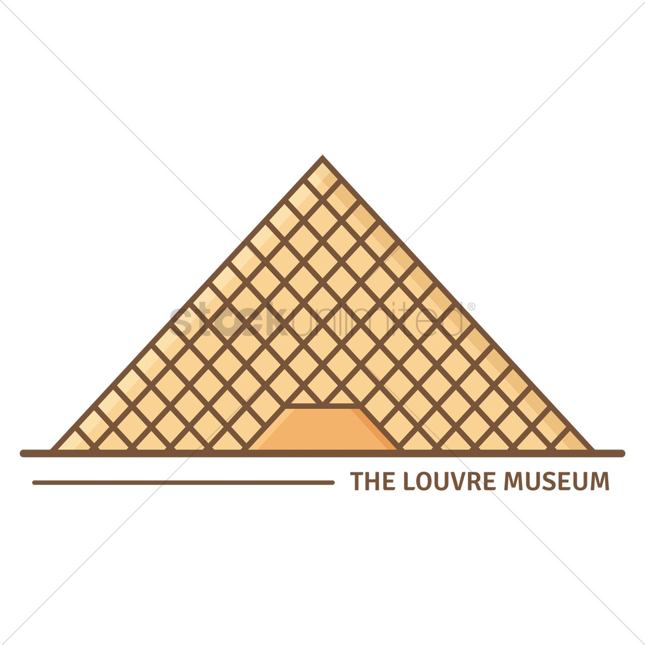 Louvre Clip Art.